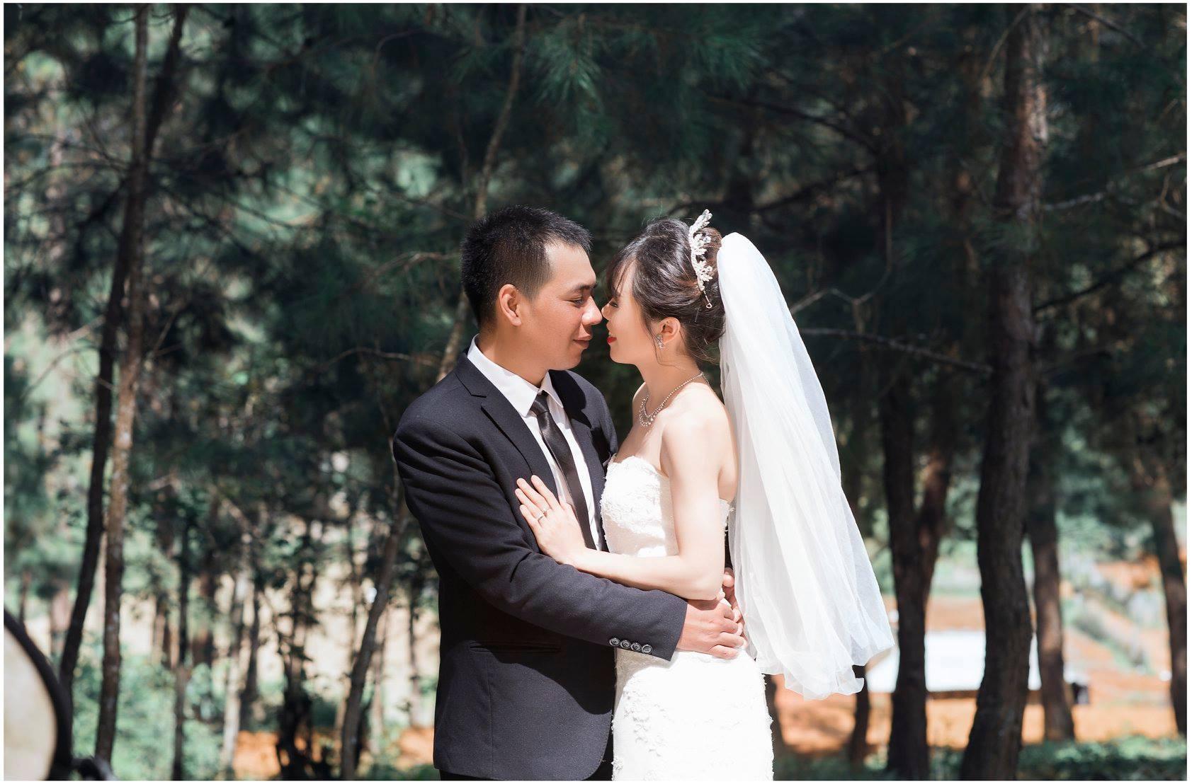 chụp ảnh cưới dã ngoại