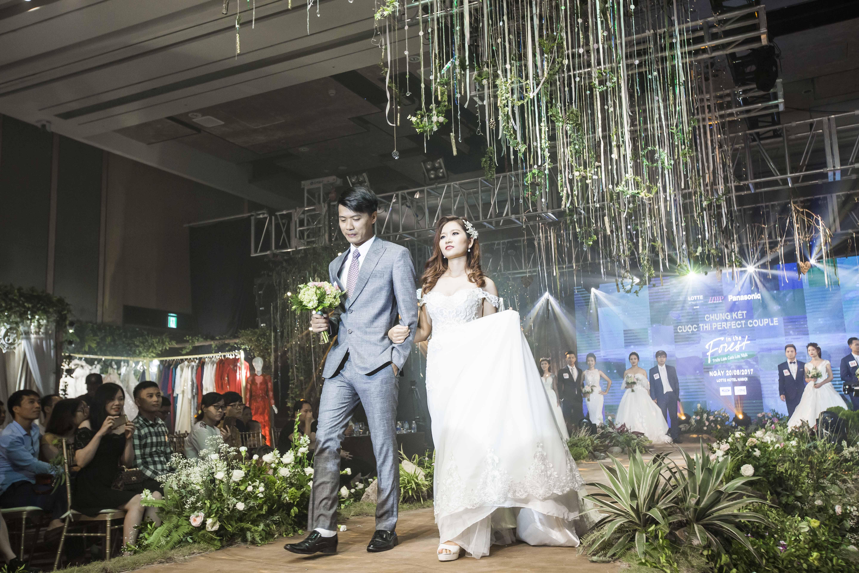 triển lãm cưới in the forest 2017