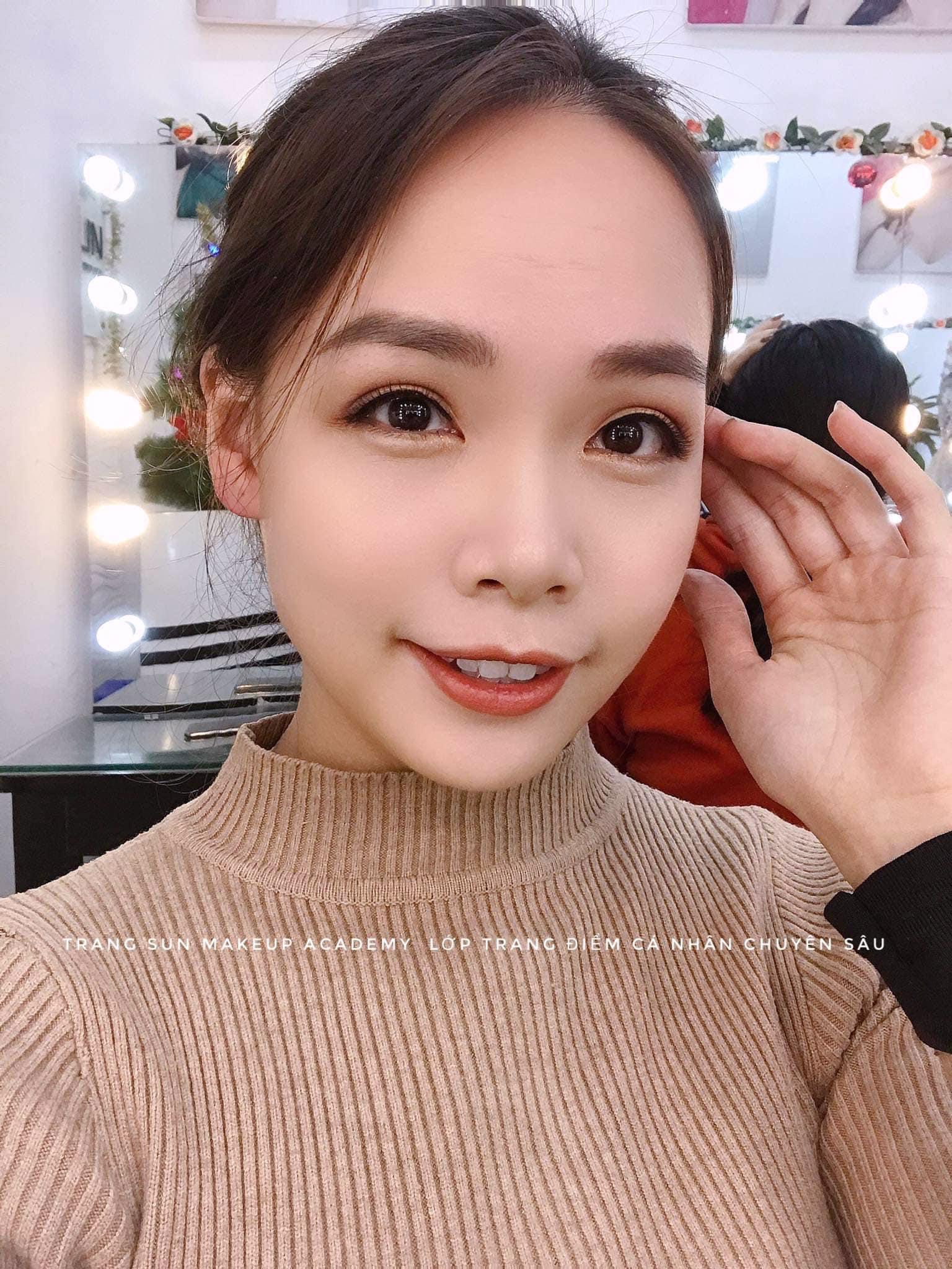 học trang điểm cá nhân tại Hà Nội
